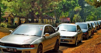 Komunitas Mitsubishi Galant Brotherhood Indonesia