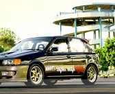 Starlet Racing Car By EPGarage